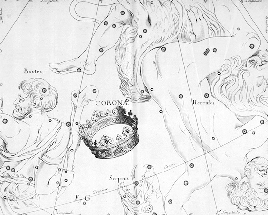 Chandra Photo Album Constellation Corona Borealis