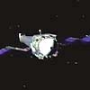 Animation of Chandra's solar panels unfolding