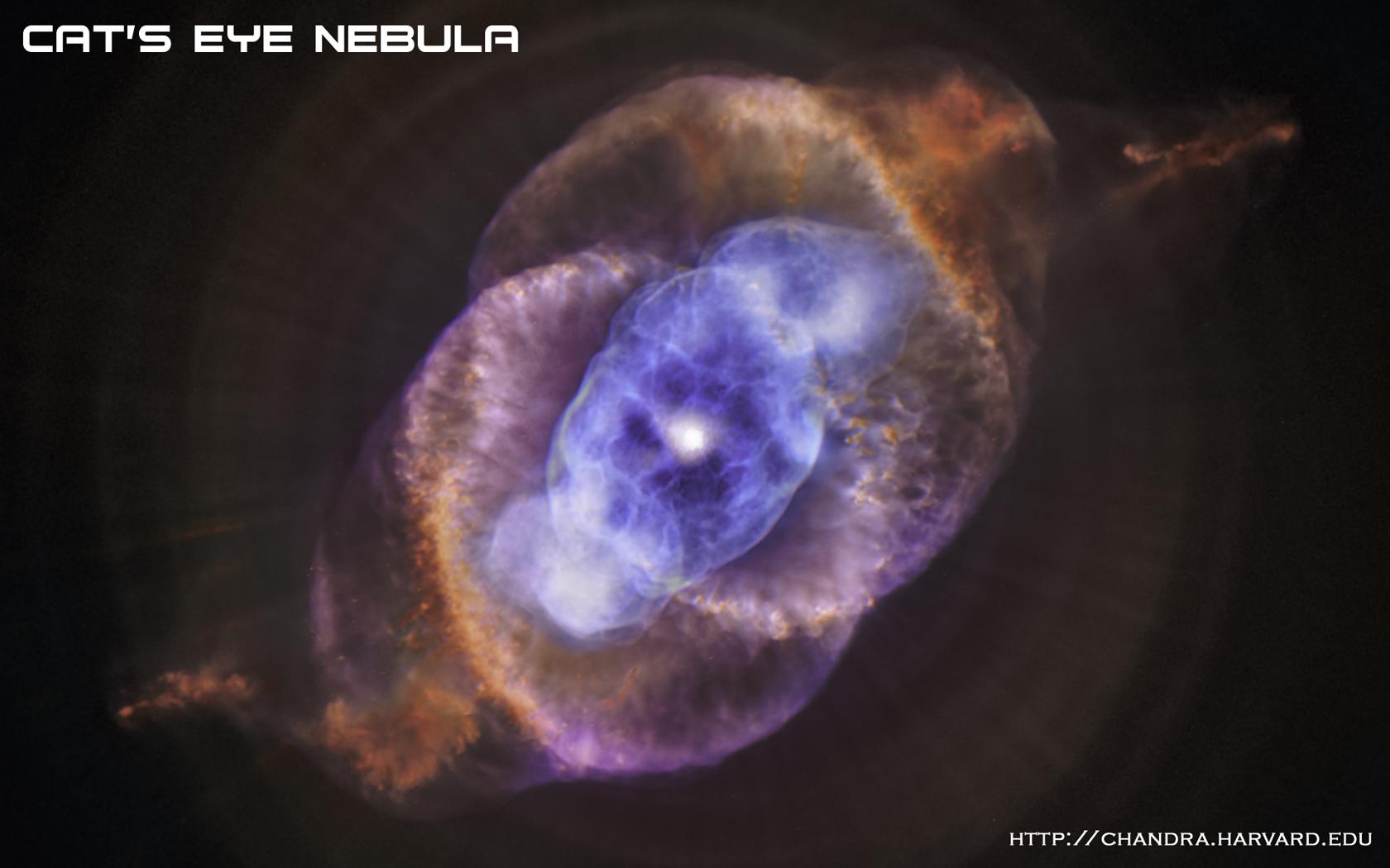 Chandra Photo Album Ngc 6543 July 30 2008