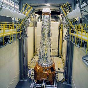Final Exam of Chandra Spacecraft