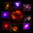 Chandra Early Images