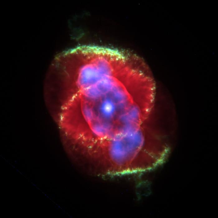Chandra Photo Album Ngc 6543 Cat S Eye Nebula 08 Jan 01