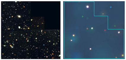 Chandra Deep Field North/Hubble Deep Field North