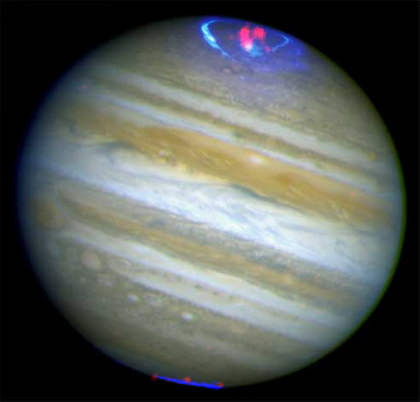 Chandra Photo Album Jupiter More Images Of Jupiter