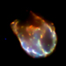 Chandra image of N132D