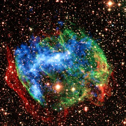 Gamma-Ray Burst in Milky Way