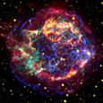 Photo of Cassiopeia A