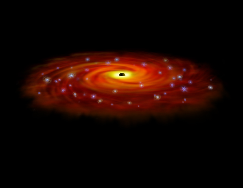 black hole chandra x ray - photo #31