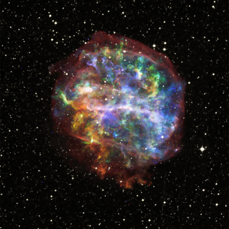 supernovae nucleosynthesis Introduction type ia supernovae are bright stellar explosions that are distinguished from other supernovae by a lack of hydrogen in their spectra a widely accepted progenitor for these events is a close binary system in which the primary component is a degenerate c-o rich white dwarf that accretes from a low-mass companion.