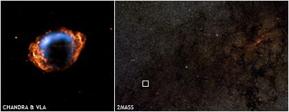Découverte de la plus jeune supernova dans notre galaxie