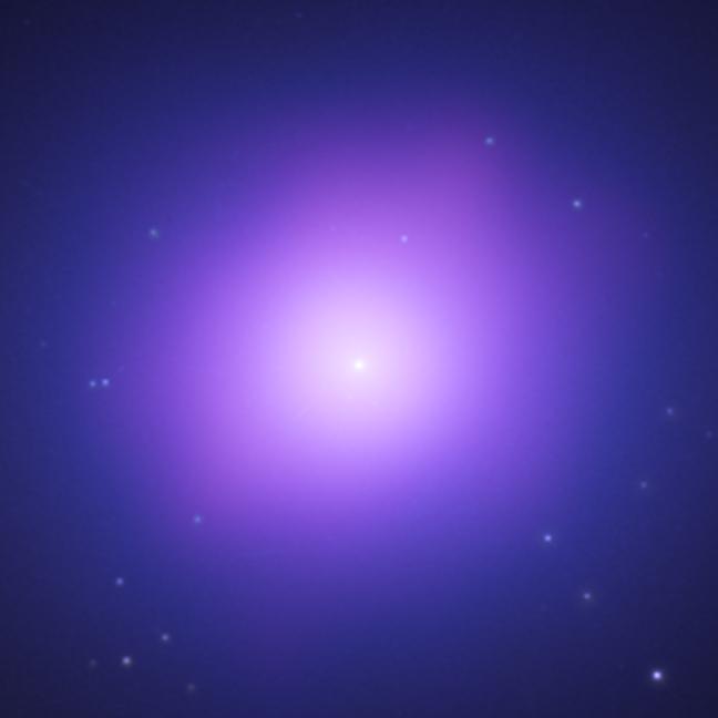 kuudenneksi kirkkain tähti