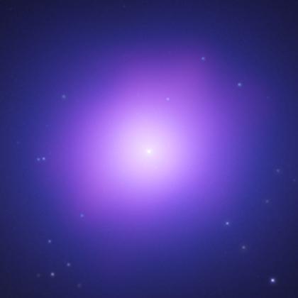 NGC4649 Chandra Image