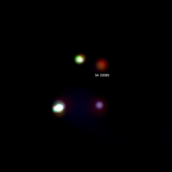 supernova sn 1994 d - photo #25