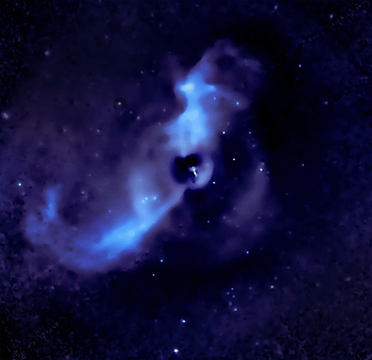 Chandra :: Photo Album :: M87 :: August 18, 2010