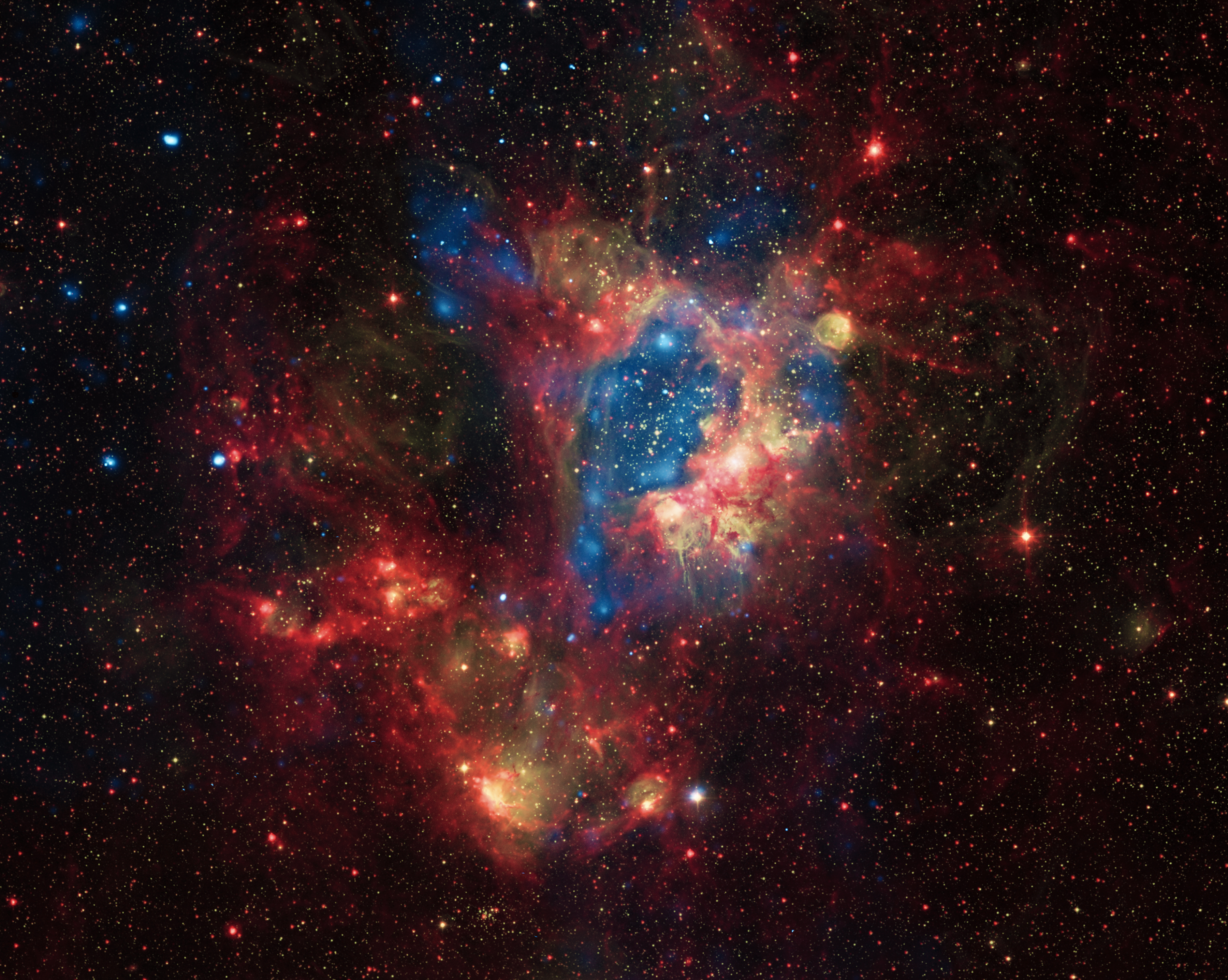 Chandra photo album ngc 1929 august 30 2012 - Space wallpaper large ...