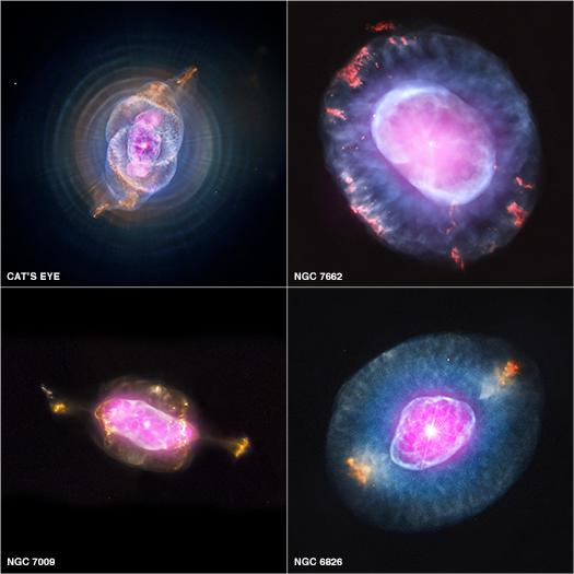 Stelle Galassie Nebulose Buchi neri Pne_w11
