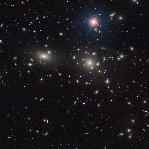 Chandra :: Photo Album :: Coma Cluster :: September 19, 2013