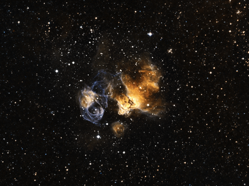 Optical Image of DEB L241