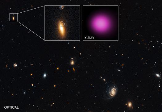 Det vandrende sorte hul XJ1417+52