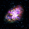Photo of Crab Nebula