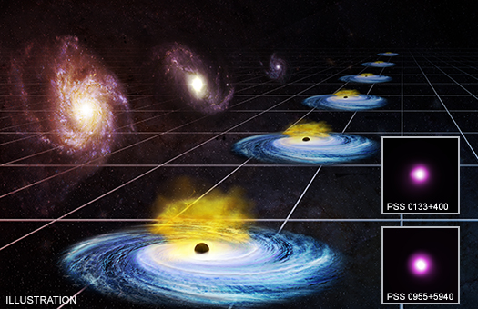 Quasar Survey