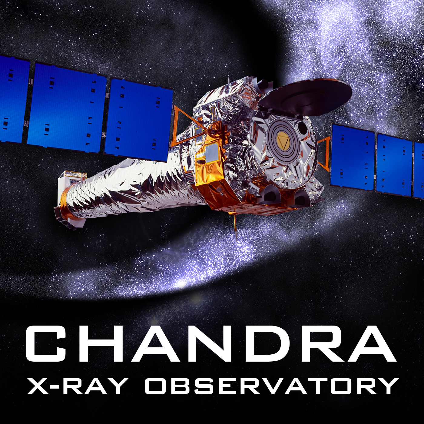 NASA's Chandra X-ray Observatory Podcasts (podcast)