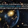 A Quick Look at Lensed Quasars