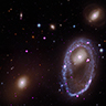 A Tour of Ring Galaxy AM 0644-741