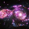 Tour of NGC 2207