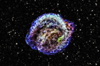 Kepler's Supernova Remnant in 60 Seconds