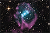 Space Scoop: Supernova Blast Provides Clues to Age of Binary Star System